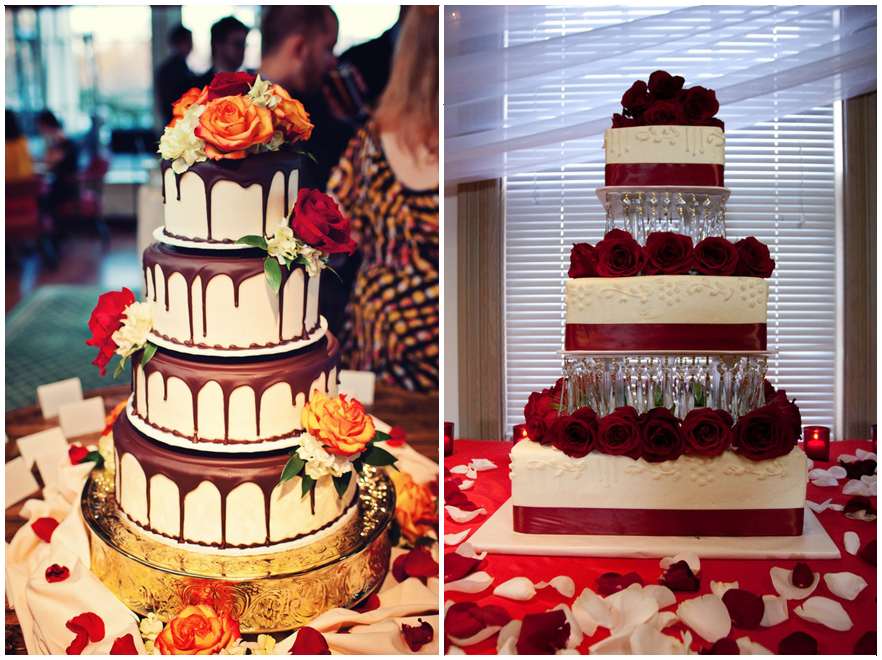 Trend Alert 2013 Wedding Cake Trends