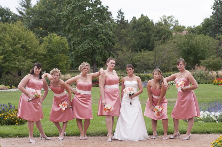 Lastly, we love this rendition of the famous movie Bridesmaids. How awesome is this?!